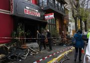 Iata cum arata restaurantul Beirut la 3 ani de la incendiul in urma caruia a murit cantareata Nicoleta Cengher! Pasarile si-au facut cuiburi exact unde au ars de vii cele 3 fete! VIDEO EXCLUSIV
