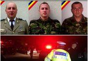 Ministerul Apararii acorda un ajutor de deces pentru familiile militarilor morti in accidentul din Arges