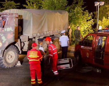 Camionul militar cazut in rapa era o rabla care a ramas fara frane. Armata mai are vreo...