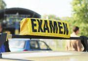 Candidatii la examenul de obtinere a permisului auto vor fi inregistrati video si audio la sustinerea probei practice