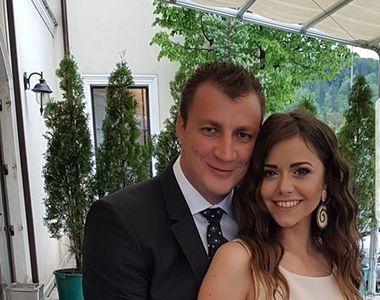 Marian Godina si-a cerut de sotie iubita acum cateva luni si au stabilit sa faca nunta...