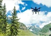 O imagine din Romania, in topul celor mai frumoase fotografii surprinse cu drona