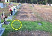 Caz bizar in America! O mama si-a pierdut copilul si nu intelegea de ce creste iarba doar pe mormantul lui. Cand a aflat, a inceput sa izbucneasca in plans