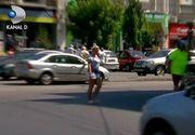 Sute de victime pe strazile din Capitala din cauza semnelor de circulatie