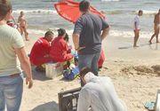 Un turist polonez de 50 de ani a murit inecat la Vama Veche. Barbatul ar fi ignorat steagul rosu arborat de salvamari