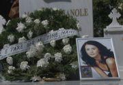 """Pelerinaj la mormantul Madalinei Manole: """"Sunt 7 ani de dor de Madalina, de tristete…"""""""