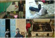 Mii de romani, sclavi in fermele siciliene. Imagini cumplite cu baracile in care dorm muncitorii. Sunt tratati ca niste animale