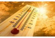 Cod galben - Valul de caldura se extinde in sudul si in vestul tarii, luni si marti. Temperaturile vor atinge 38 de grade