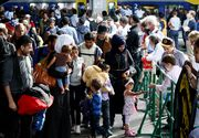 Romania risca sa fie sanctionata din cauza cotelor de refugiati. Cate mii de imigranti ar trebui sa fie adusi la noi pana in septembrie?
