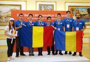 Elevii romani au obtinut doua medalii de aur si doua medalii de argint la Balcaniada de Informatica pentru seniori, de la Chisinau