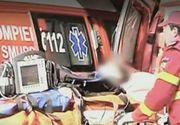 Un tanar a murit dupa ce a fost strivit intre doua utilaje, pe santierul Autostrazii Sebes-Turda