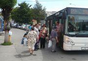 O batrana de 80 de ani a fost grav ranita dupa ce a fost prinsa de usile unui autobuz si acrosata cu roata din spate a vehiculului - Incidentul s-a petrecut la Zalau