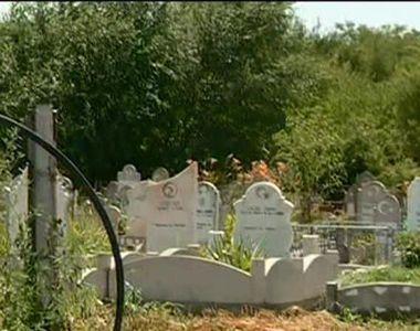 Legume crescute in cimitir! O fosta consiliera locala din Murfatlar si sotul ei au...