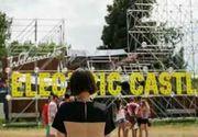 Se fac ultimele pregatiri pentru festivalul Electric Castle. Cum ii asteapta satenii din Bontida pe petrecareti