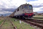 Harghita: Trafic feroviar oprit in zona Madars, din cauza unui copac cazut pe firul de contact