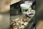 Restaurantele din Mamaia, bombe pentru sanatate. Inspectorii OPC s-au ingrozit de ce au gasit: rata cu pene in frigider, chistoace in mancare si carne refolosita