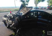 O persoana a murit si alte trei, intre care un copil de doi ani, au fost ranite, in urma unui accident produs pe DN 2, in judetul Bacau
