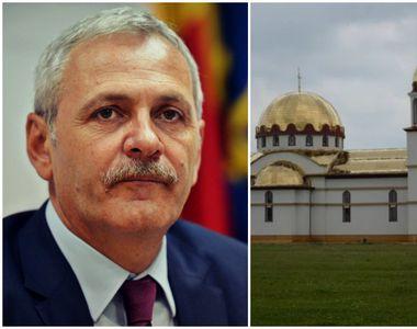 """Liviu Dragnea: """"Nu sustin impozitarea veniturilor Bisericii. Unele institutii..."""