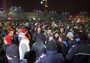 Proteste duminica in Bucuresti si alte orase din tara