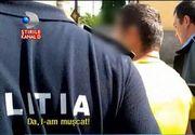 Scene incredibile in Cluj. Un politist a fost muscat de picior de sotul unei femei care a condus beata, in timp ce avea in masina 4 copii