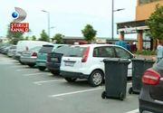 Mafia locurilor de parcare de pe litoral. Turistii risca sa devina bataia de joc a unor comercianti din Mamaia