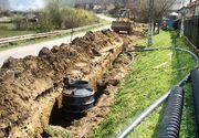 Romania, la coada Europei! Peste jumatate din populatia tarii nu are canalizare