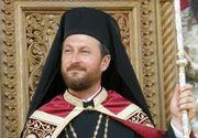 Episcopul de Husi a facut o plangere penala la Parchetul Sectorului 1 Bucuresti in legatura cu filmuletul in care el apare in ipostaze intime