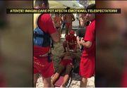Un salvamar din Mamaia, la un pas de moarte din cauza unui tanar de 17 ani, care l-a lovit din plin cu ski-jet-ul