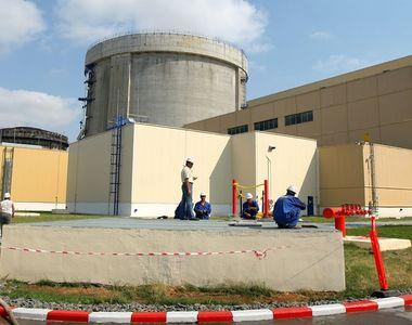 Reactorul 2 de la Cernavoda s-a deconectat automat din nou de la Sistemul Energetic...