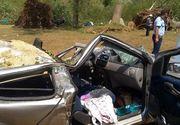 Barbatul mort in urma furtunii din Bulz avea 37 de ani. El se afla in masina, alaturi de iubita lui, cand un copac l-a strivit