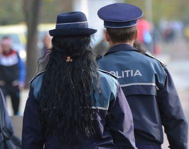 """O mut la cimitir"". Un barbat din Arges a amenintat cu moartea o politista..."