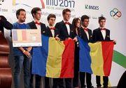 Ei sunt tinerii romani care merita respectul nostru - Lotul Olimpic de matematica a obtinut cinci medalii la Olimpiada Internationala de Matematica de la Rio de Janeiro
