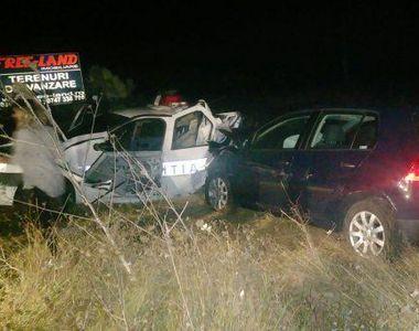 Un politist a murit si un jandarm a fost ranit intr-un accident petrecut in apropiere...