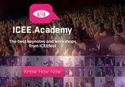 S-a relansat iCEE.academy: platforma de e-learning a comunităţii festivalului iCEE.fest este disponibilă acum atât în format web cât si ca aplicaţie pentru smartphone