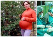 Timp de 9 luni, medicii i-au spus ca este insarcinata cu gemeni. Ce s-a gasit in burta femeii in timpul operatiei de cezariana este de-a dreptul socant. Politistii investigheaza cazul