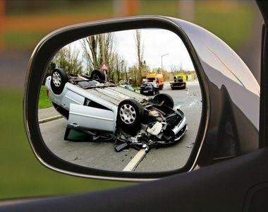 Accident cumplit produs de un sofer fara permis. Mai multi morti si raniti