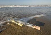 Un britanic a fost acuzat de poluare dupa ce a lansat pe mare mai multe sticle cu mesaje in speranta de a-si gasi sufletul pereche
