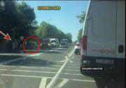 Primele imagini si declaratii ale martorilor de la accidentul in care a fost implicat Ion Dichiseanul. Actorul a calcat 3 oameni pe trecerea de pietoni