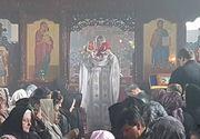 Acum 11 ani, biserica lui Cristian Pomohaci a ars din temelii! Locuitorilor din Mosuni le-a fost prevestit necazul?