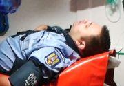 Incident socant in Bucuresti. Un politist a fost batut in mijlocul strazii de catre un sofer