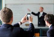 Adio telefoane in scoli! Ministrul Educatiei vrea sa le interzica total