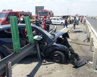 Marturia cutremuratoare a politistului erou care a ajutat o familie in accidentul de pe...