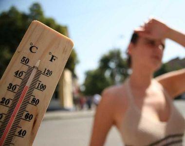 12 judete din vestul tarii, sub avertizare COD ROSU de canicula! Temperaturile vor...