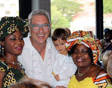 Ce bine o duce Andrei Zaharescu in Africa de Sud! Consul la Cape Town, fostul...
