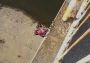 Sfarsit tragic pentru o adolescenta de 17 ani din Rosiorii de Vede! S-a aruncat de pe un pod, in fata iubitului ei