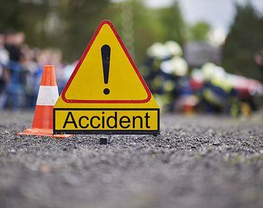 Accident in lant pe sensul catre Capitala al A2. O persoana a fost ranita dupa ce patru...