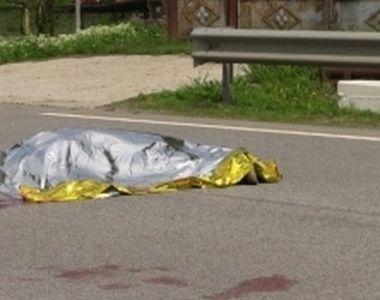 Accident mortal suspect in Satu Mare. Victima a fost dezbracata si dezmembrata
