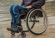 Prima plaja pentru persoanele cu dizabilitati din Romania a fost amenajata la Mamaia