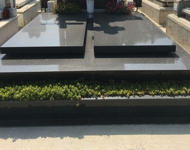 S-a sinucis, dar familia l-a iertat. Mormantul lui Dan Condrea este plin cu flori...