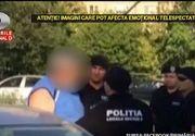 Scene ireale in Bucuresti. Un politist local a fost lovit in mijlocul strazii